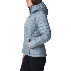 Columbia Windgates Hooded Jacket Damen tradewinds grey heather